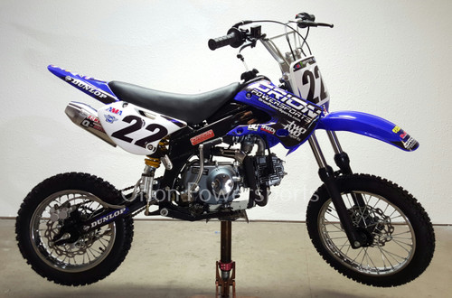 orion xg-125cc manual pit bike - free shipping, fully assembled/tested