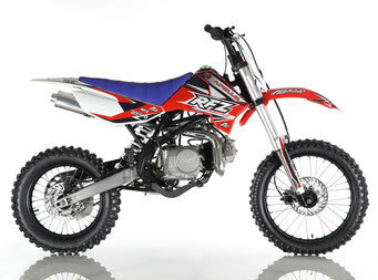 Apollo Pit Bikes & Dirt Bikes - Fully Assembled