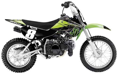 Kawasaki KLX 110 Graphics