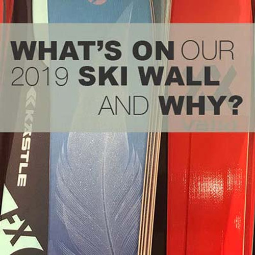Ever Wondered How We Choose Skis?