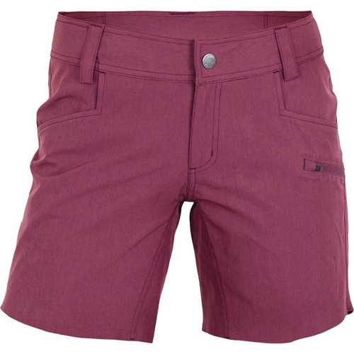 Eden Short w 2 hour Chamois in Merlot  by Club Ride