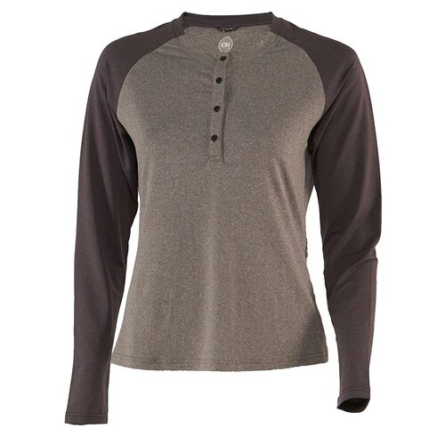 Ida Long Sleeve by Clubride in Black Grey