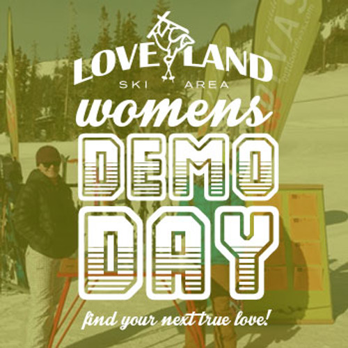 Women's outdoor DIVAS  Demo Day Loveland February