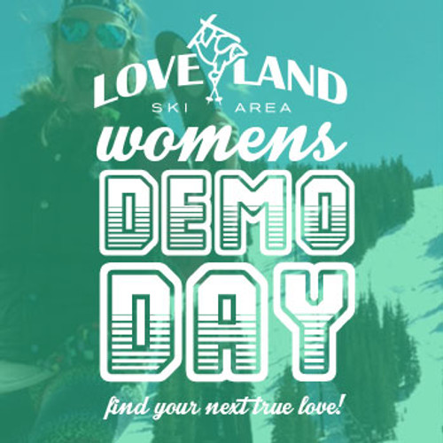 Women's outdoor DIVAS  Demo Day Loveland March