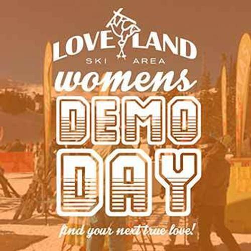 Women's outdoor DIVAS  Demo Day Loveland April