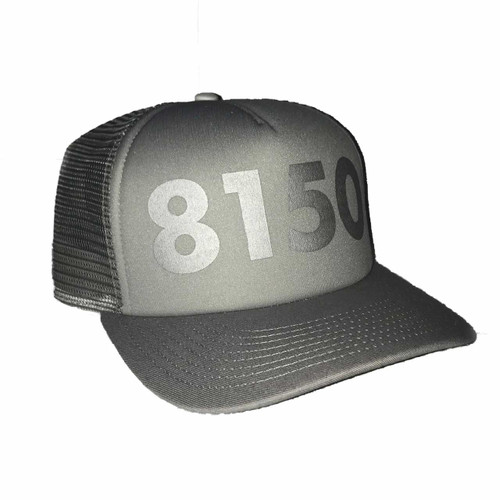 outdoor DIVAS  8150 Vail Trucker Grey