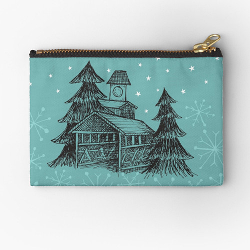 Women's outdoor DIVAS  Vail Covered Bridge Clutch Md