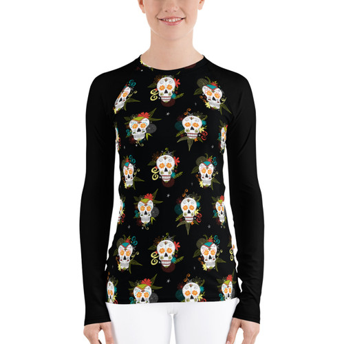 outdoor DIVAS  Sugar Skull Top