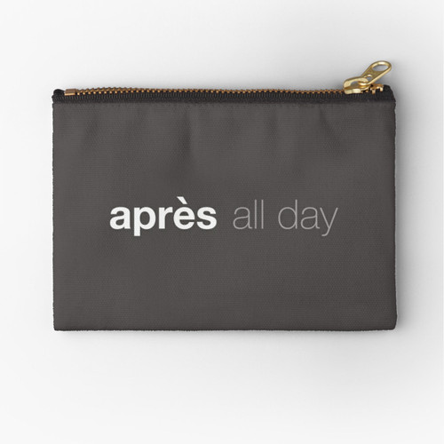 Women's outdoor DIVAS  Apres All Day Grey Clutch