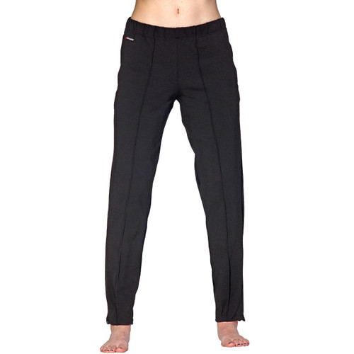 Women's Sporthill  Womens 3SP XC Pant-Regular in Black