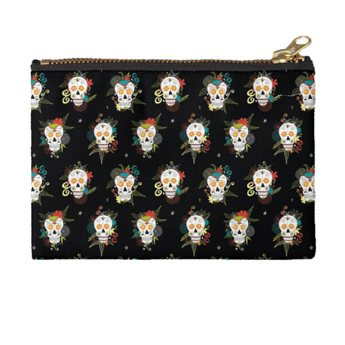 Women's outdoor DIVAS  Sugar Skull Pouch Large