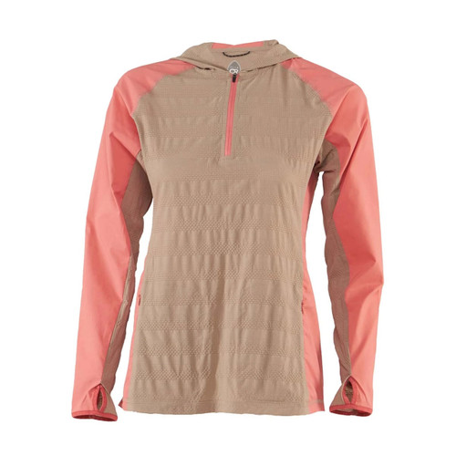 Sola Sun Shirt in Dove Dusty Pink