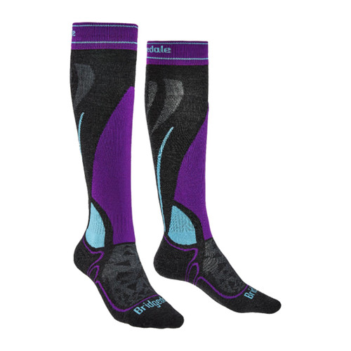 Women's Ski Midweight Womens by Bridgedale