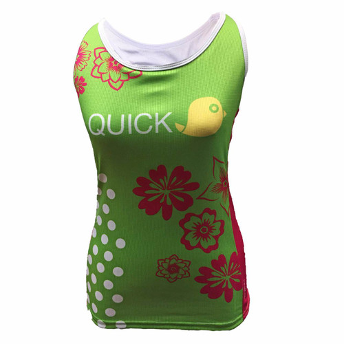 outdoor DIVAS  QUICK CHICK RACER BACK