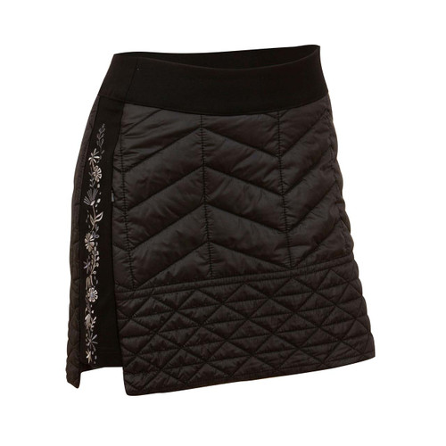 Carving Skirt in Black