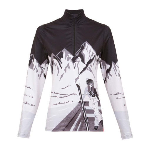 Apres Anyone Base Layer by Krimson Klover in Black