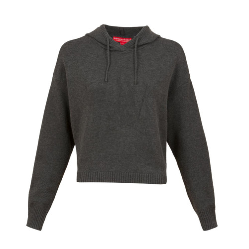 Gnarnia Hoodie by Krimson Klover in Charcoal