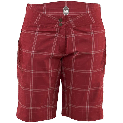 Ventura Plaid Short