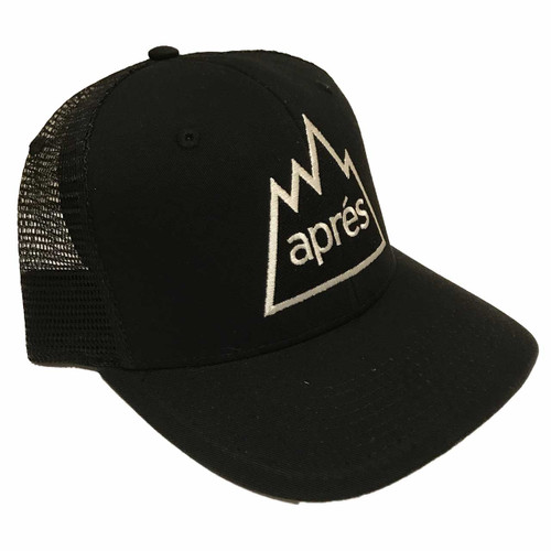 Women's outdoor DIVAS  Apres Hat in Black