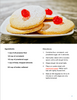 "2019 GoNaked Cookie Recipe Book - Includes ""Santa's Visit"" Video"