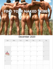 2020 Birthday Suit - Page-A-Day Calendar