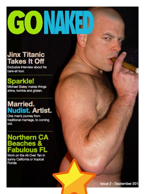 GoNaked Magazine - Issue 2
