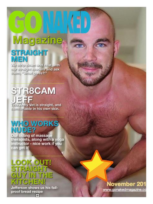 GoNaked Magazine - Issue 4