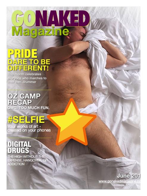 GoNaked Magazine - Issue 11