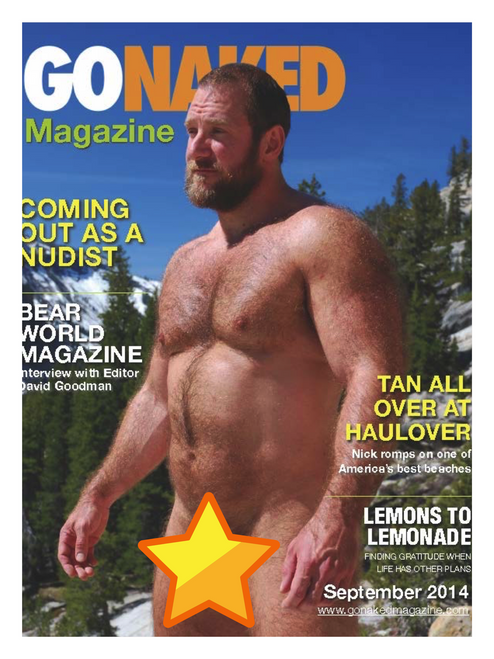 GoNaked Magazine - Issue 14