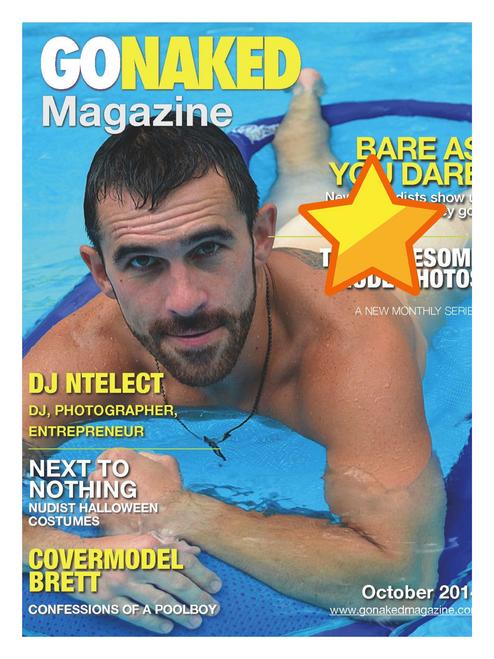 GoNaked Magazine - Issue 15