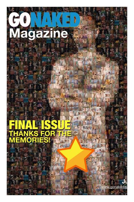 GoNaked Magazine - Issue 21