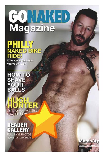 GoNaked Magazine - Issue 20