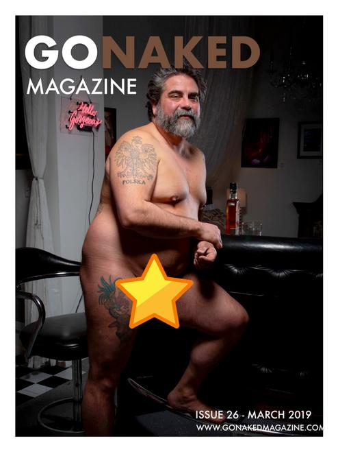GoNaked Magazine - Issue 26