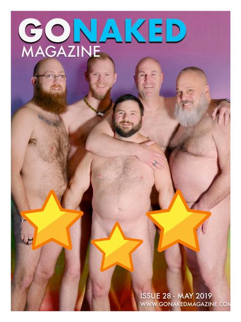 GoNaked Magazine - Issue 28
