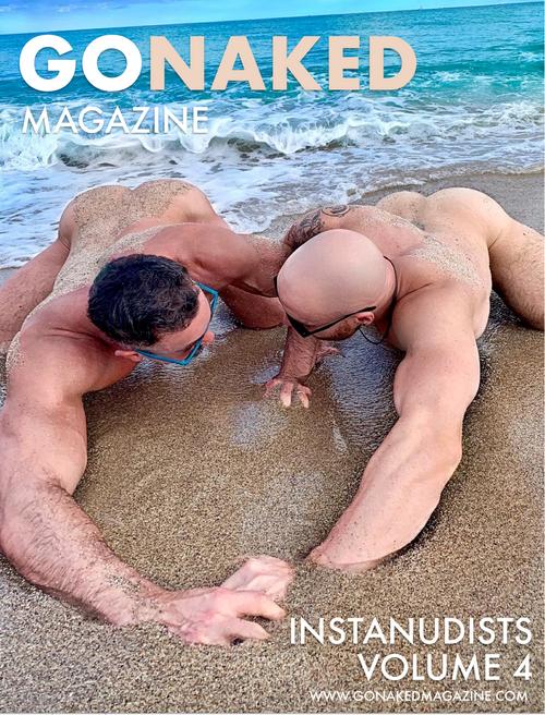 GoNaked Magazine - InstaNudists Volume 4