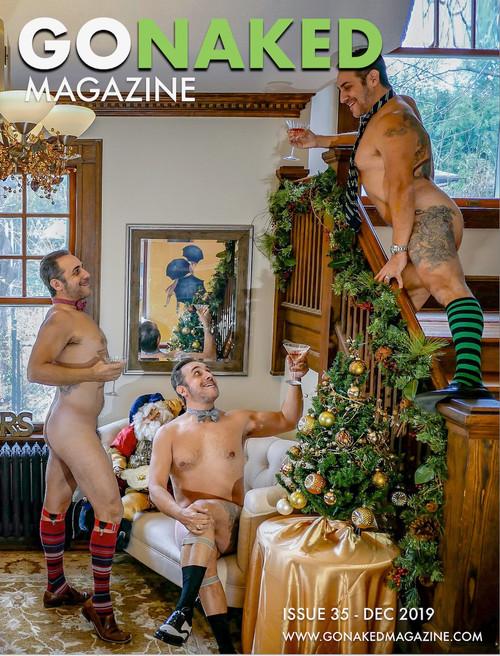 GoNaked Magazine - Issue 35