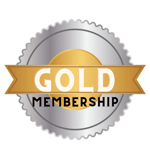 Gold Level Annual Membership