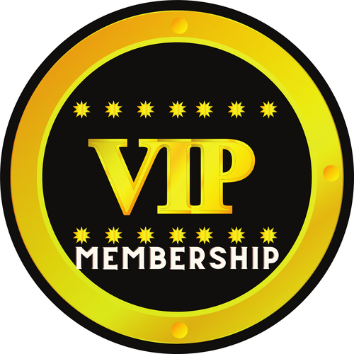 VIP Full Monty Level Annual Membership