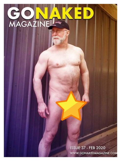 GoNaked Magazine - Issue 37