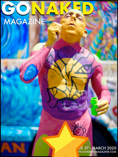 GoNaked Magazine - Issue 38
