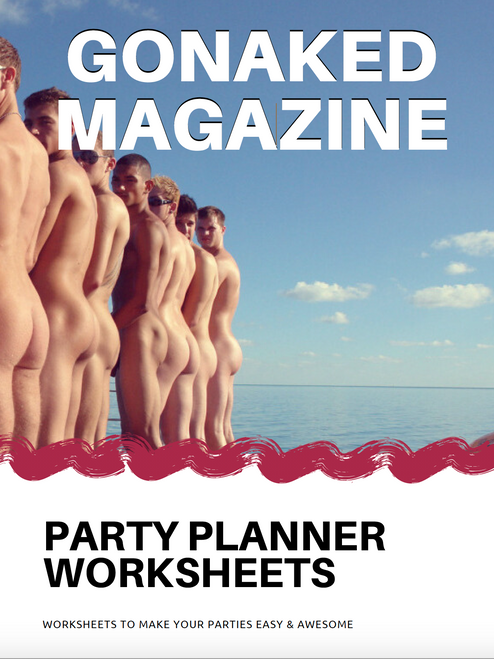 GoNaked Party Planner