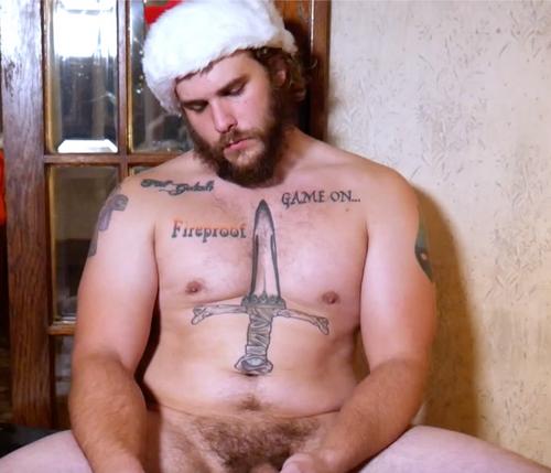 """Brandon's """"A Visit From Santa"""""""