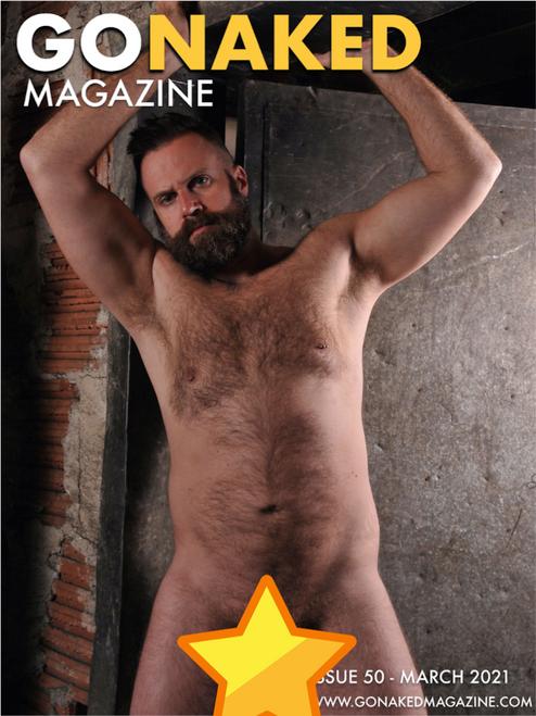 GoNaked Magazine - Issue 50
