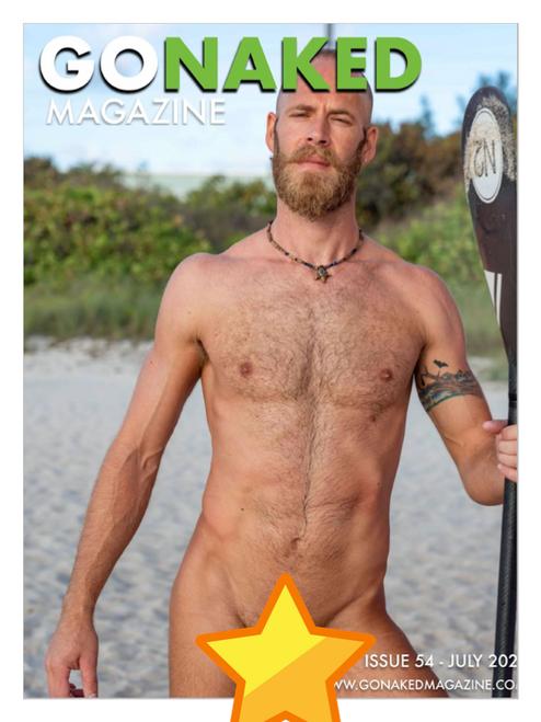 GoNaked Magazine - Issue 54