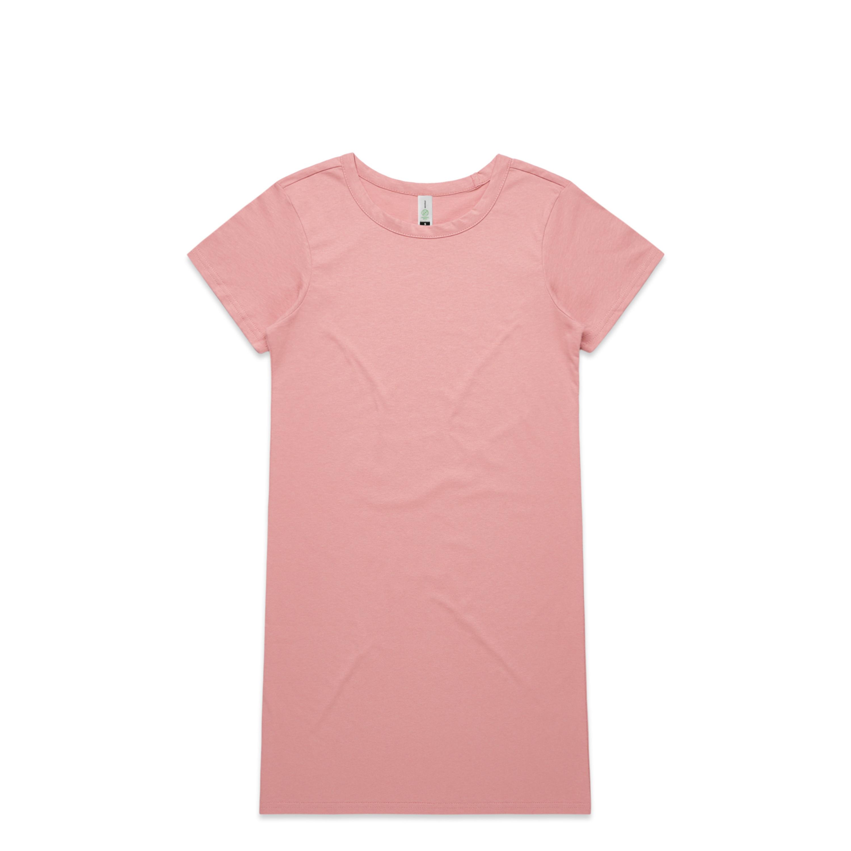 Wo's Mika Organic S/s Dress - 4028