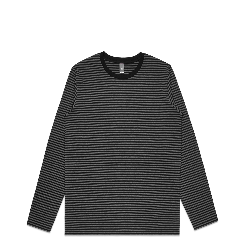 Mens Bowery Stripe L/s Tee - 5061
