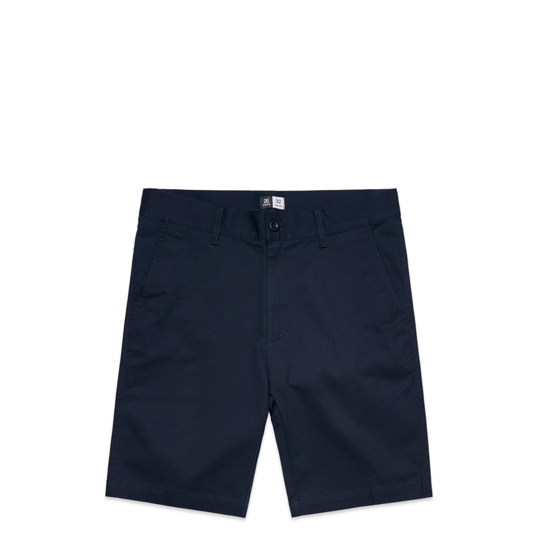 Mens Plain Shorts - 5902