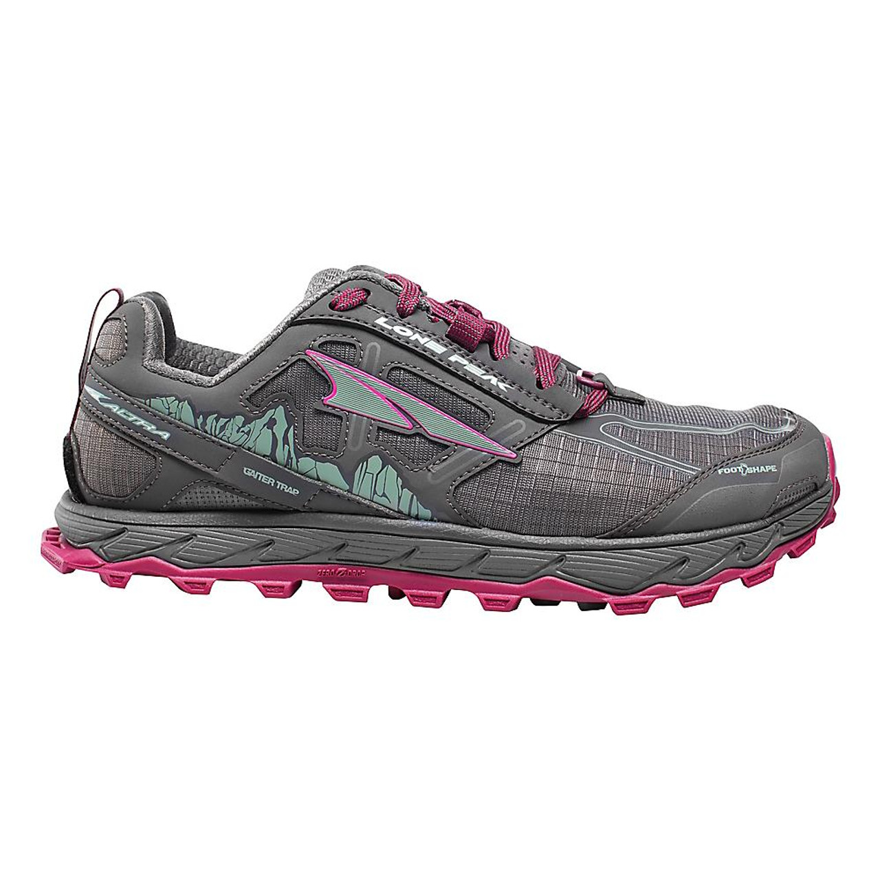 08cf0432488a1 Women's Altra Lone Peak 4.0 Trail Running Shoes | Free 3-Day Shipping