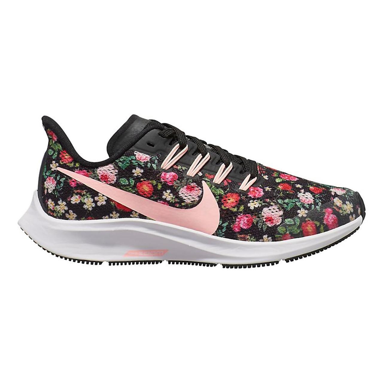 Kids Nike Air Zoom Pegasus 36 Floral