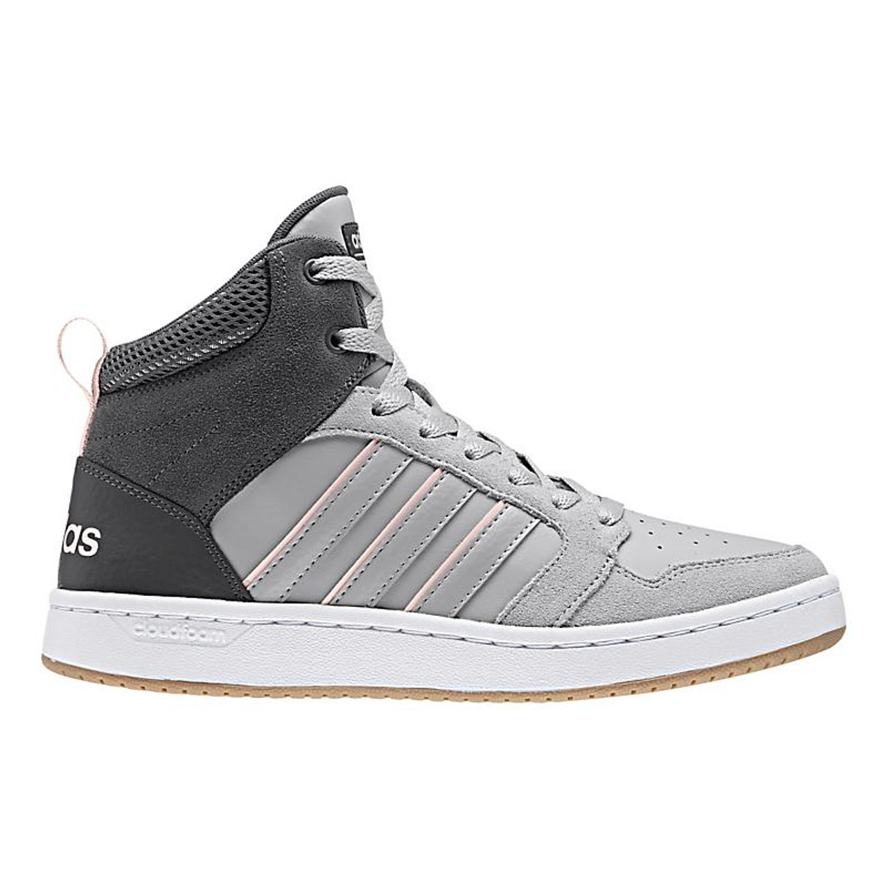 34be92e3c493 Women s adidas CloudFoam Super Hoops Mid Casual Shoe